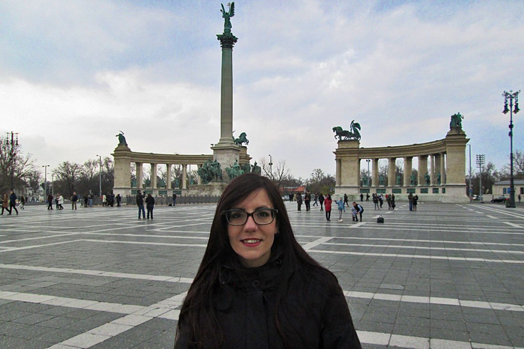 piazza degli eroi-Pest-Budapest-Ungheria-Hungary-Europa