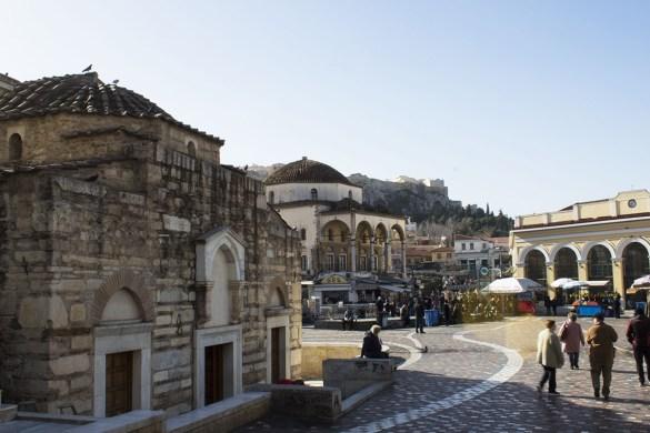 Monastiraki-Athens-Atene-Grecia-Greece-Europa