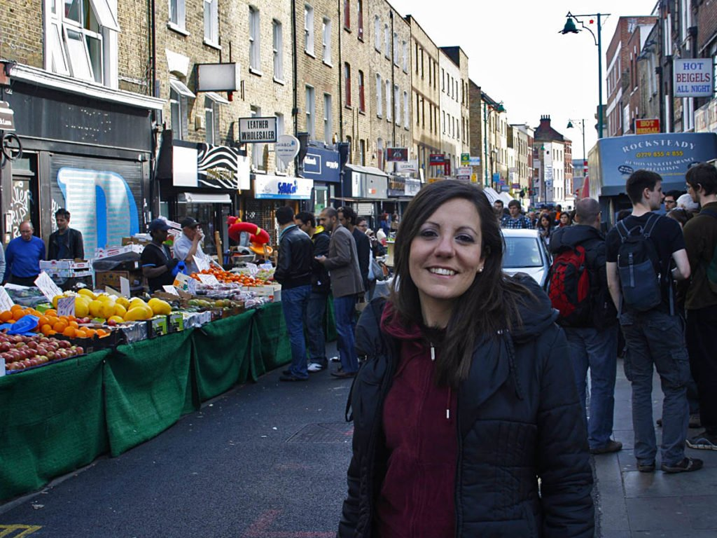 Brick Lane - Londra - London - Uk - Gran Bretagna - Inghilterra