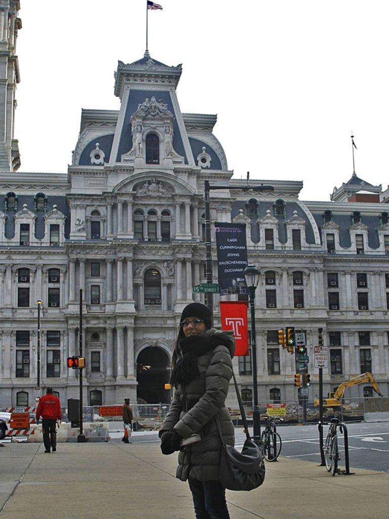Municipio di Philadelphia-Philadelphia-Philly-USA-Stati Uniti