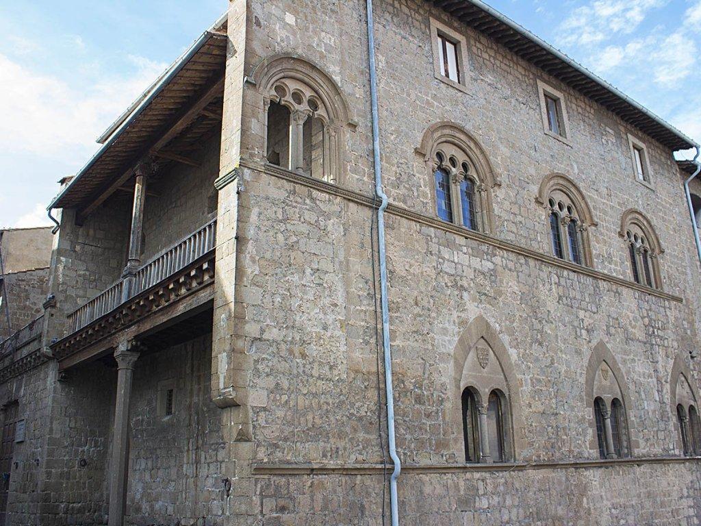 Palazzo Farnese-Viterbo- Tuscia Laziale-Lazio