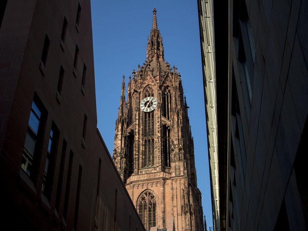 Cattedrale San Bartolomeo-Cattedrale Francoforte-Duomo Francoforte-Francoforte-Frankfurt-Germania-Germany-Europa