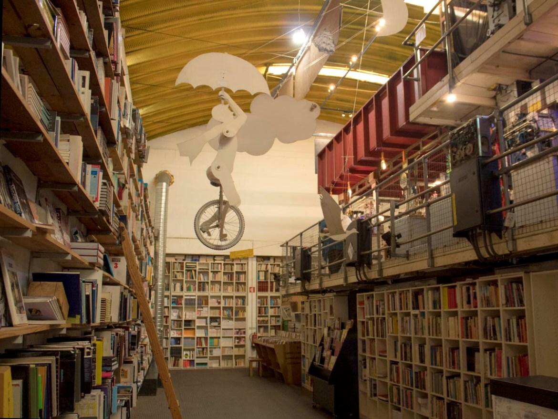 lx facotry libreria-Lisbona-lisbon-Portogallo-Europe-Europa