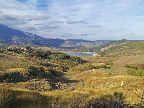 panoramica-lago-santangelo-lago-santangelo-laghi-abruzzo-Abruzzo-Italia-Italy