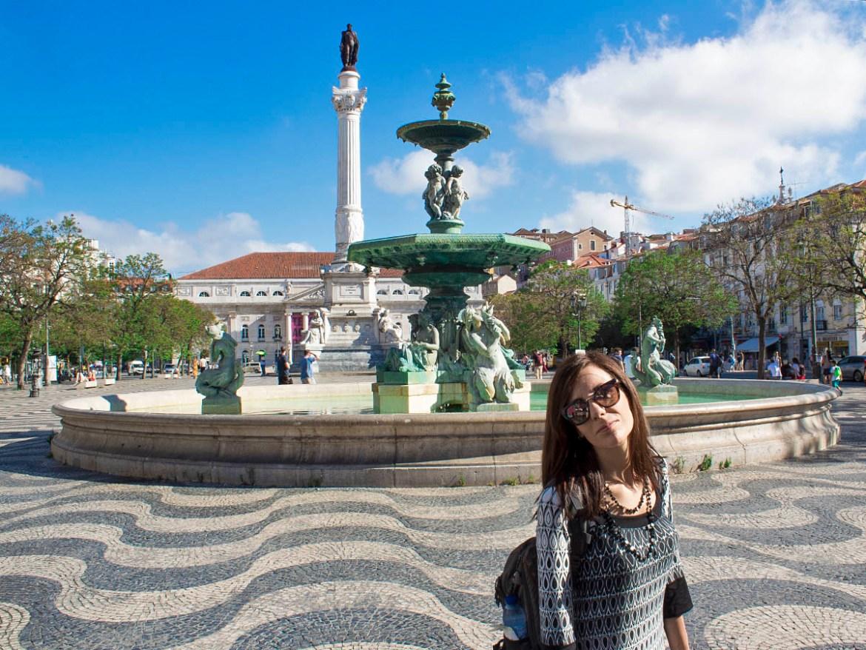 praca do rossio-Lisbona-lisbon-Portogallo-Europe-Europa