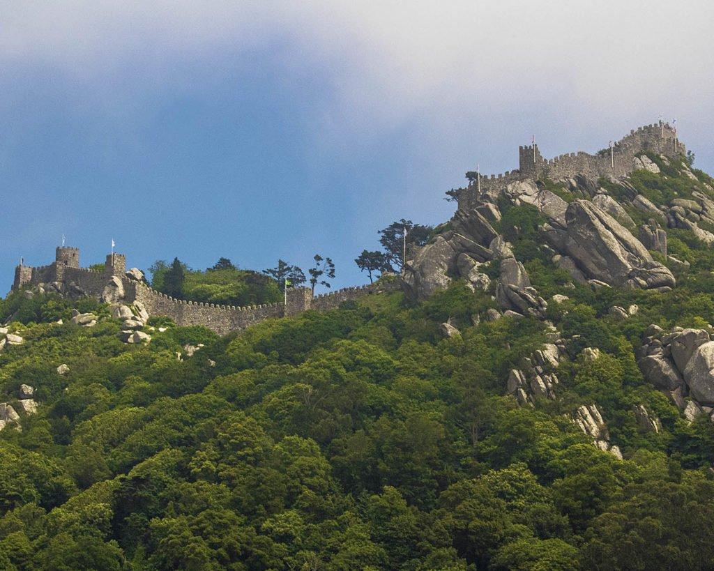 castello-moresco-Portogallo-Portugal-Europa-Europ