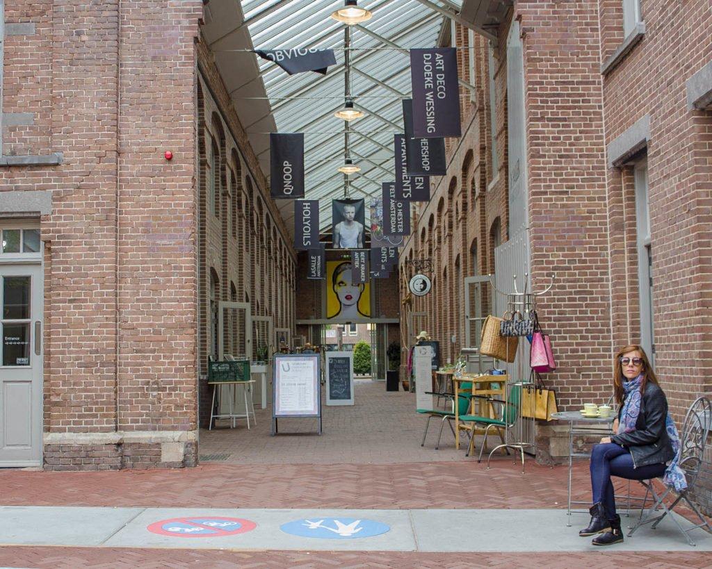 de hallen-food hallen-Amsterdam-Olanda-Holland-Europa