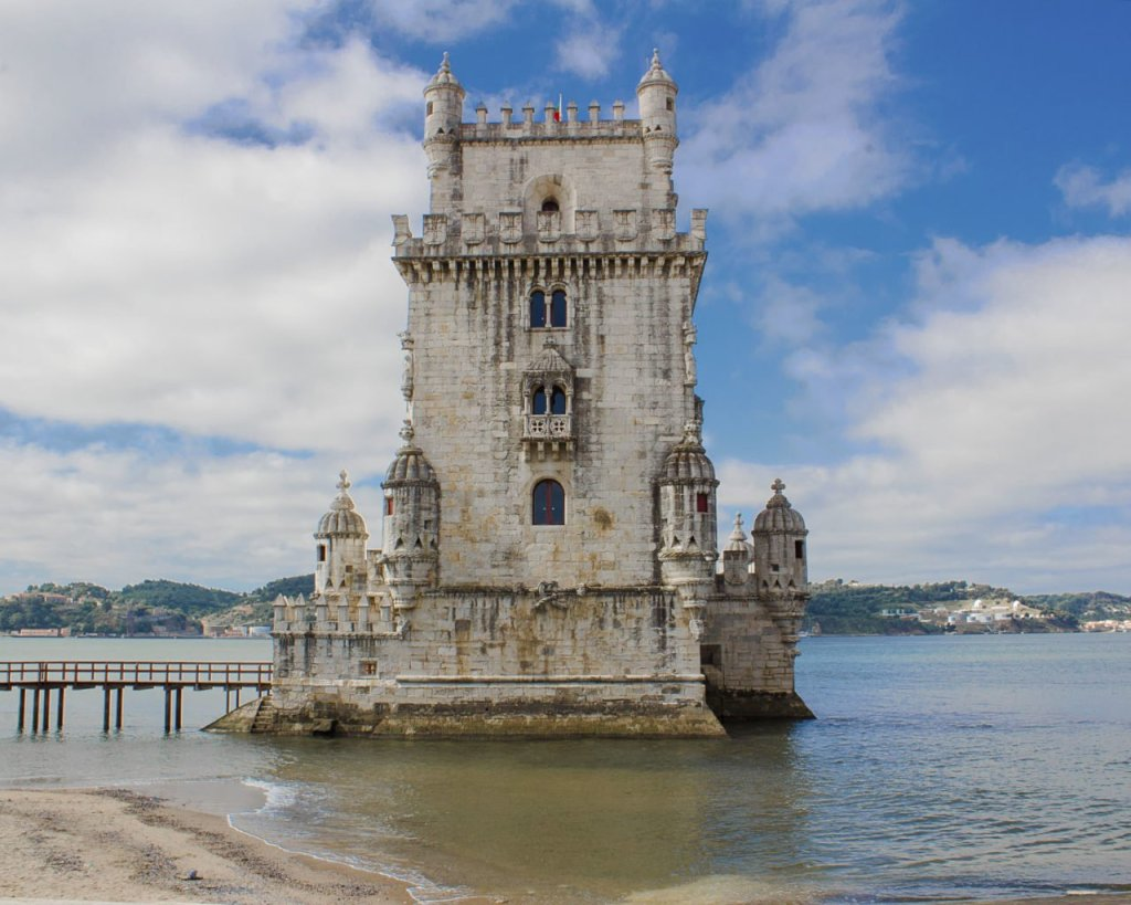 torre di belem-quartiere belem-Visitare Lisbona- Lisbona consigli pratici - Portogallo- Portugal - Europa-Lisbona