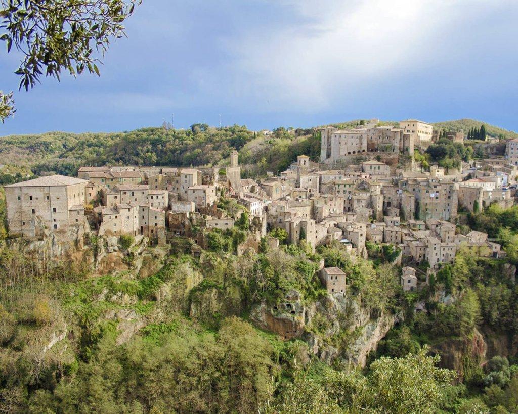 Sorano-Matera Toscana-Maremma Toscana-Toscana-Italia-Tuscany-Italy