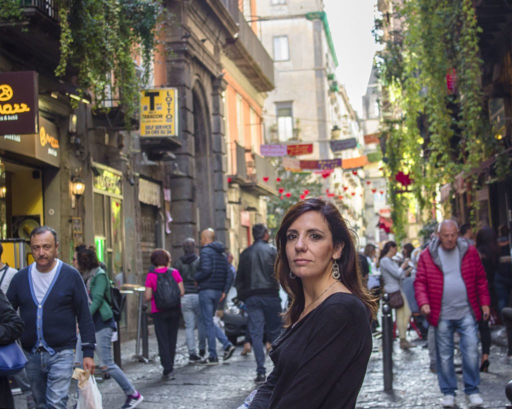 via dei tribunali-Napoli-Campania-Italia-Europa