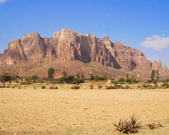 montagne del tigray-Axum-Tigray-Ethiopia-Etiopia-Africa