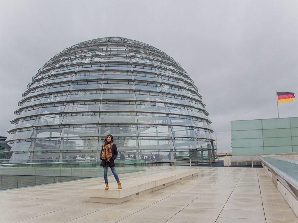 Bundestag-cupola Berlino-cupola bundestag-Berlino-Germania-Berlin-Europa-Europe