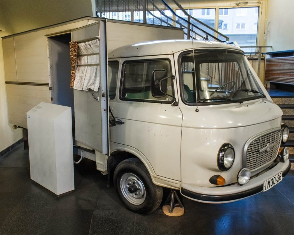 Stasi-museum-Berlino-Germania