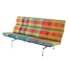 Eames Sofa Compact Rattan Bed Uk Office