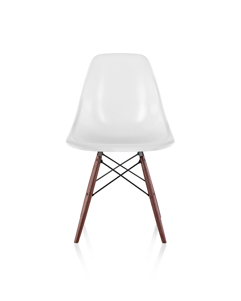 Fiberglass Side Chairs  Eames Office