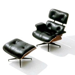 Office Lounge Chair And Ottoman Cover Rental Barrie Eames