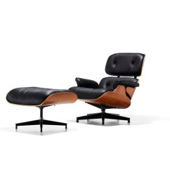 Office Lounge Chair And Ottoman Chairs For Table Eames