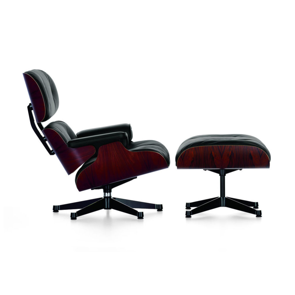 office lounge chair and ottoman of st peter eames