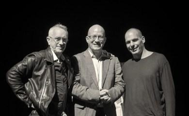 Steve Keen , Eamonn Blaney, Yanis Varoufakis - 2017