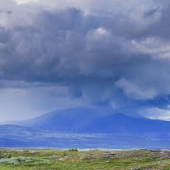 Åskmoln över Åreskutan