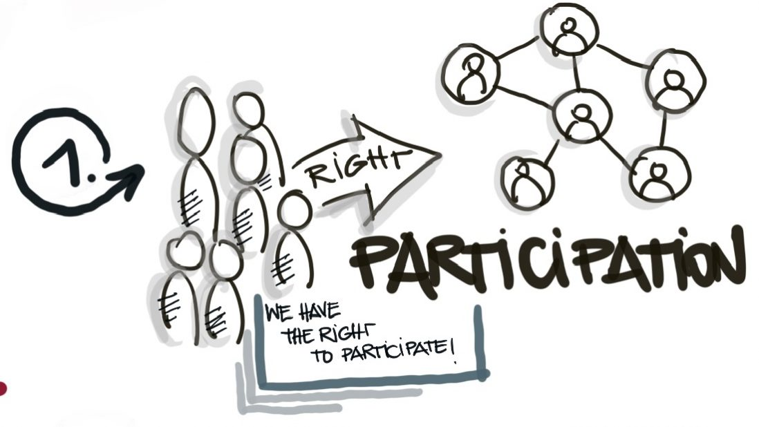 "Participation is key to making Social Rights a ""compass"