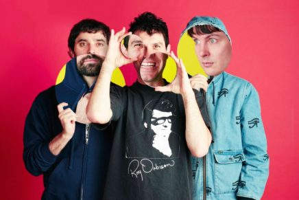 "Animal Collective Go ""Kinda Bonkers"""