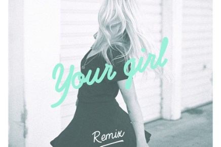 "Violet Days x Win and Woo – ""Your Girl"" (Remix)"