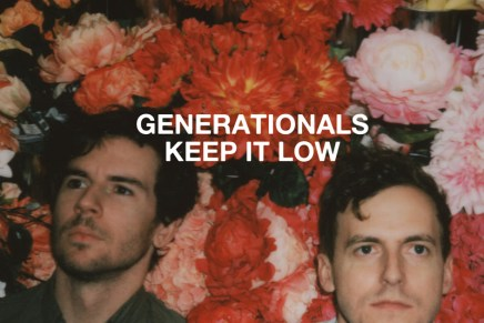 "Generationals Drop ""Keep It Low""; Announce Tour Dates"