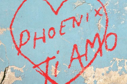 Phoenix Announce New Album, Ti Amo