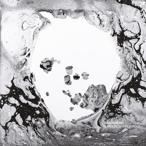 radiohead a moon shaped pool