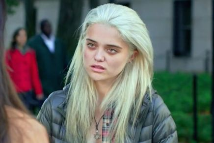 Sky Ferreira Is Too Bony for Cannibals