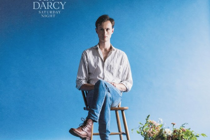 """Ought's Tim Darcy Goes Solo; Have A """"Tall Glass of Water"""""""