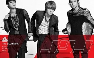 JYJ The Beginning