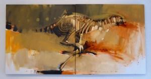 cheetah running