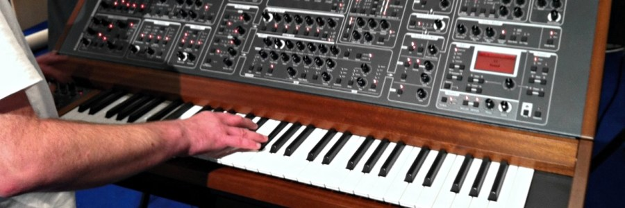 Schmidt Analog Synthesizer