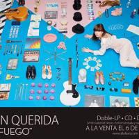 """La Bien Querida presenta """"Fuego"""" en Madrid y Barcelona"""