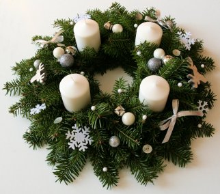 couronne-avent-blanche