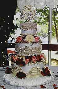 Original CakeDesign By Colette Peters Taken From A Bridal