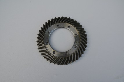 High ratio diff crown wheel