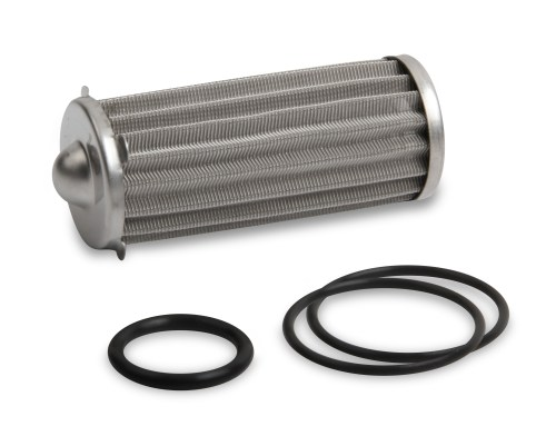 small resolution of earls 260 gph hp billet fuel filter element o ring kit 100 micron