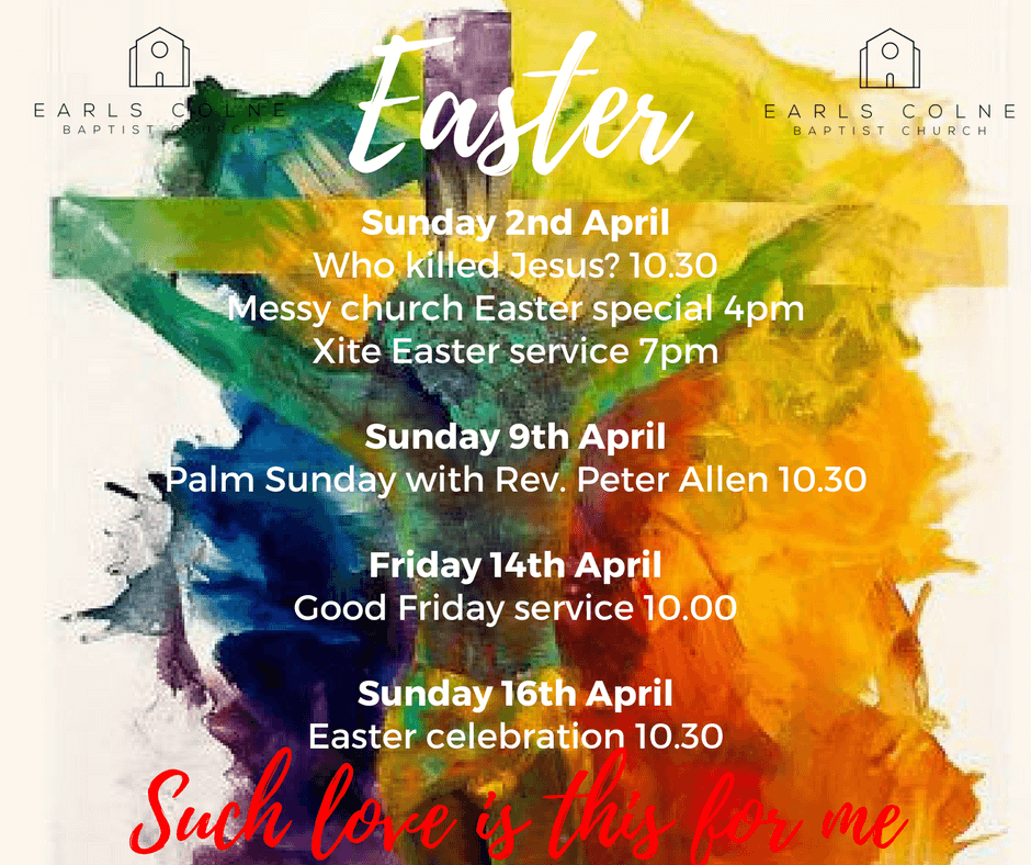 Our Easter Services