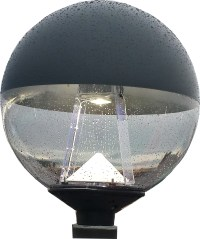 MARLOW LED globe amenity light