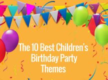 The 10 Best Preschool Birthday Party Themes - Early ...