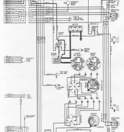 1967 dodge dart wiring diagram schematic [ 1129 x 1604 Pixel ]