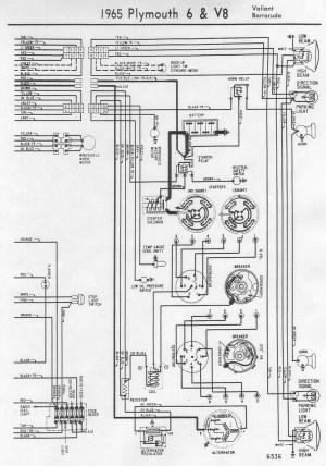 [WRG8096] 69 Plymouth Roadrunner Wiring Diagram
