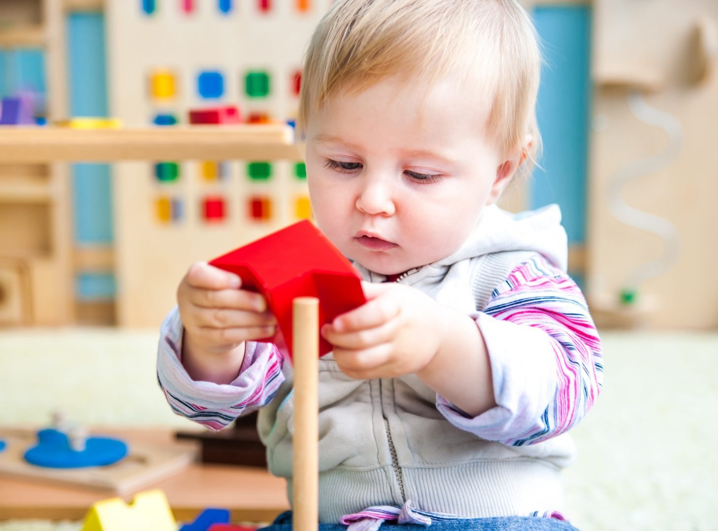 What Is Attention Span In Your Toddler And How To Improve It