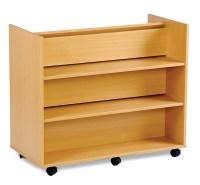 Childrens Book Storage | Classroom Book Storage | UK Made