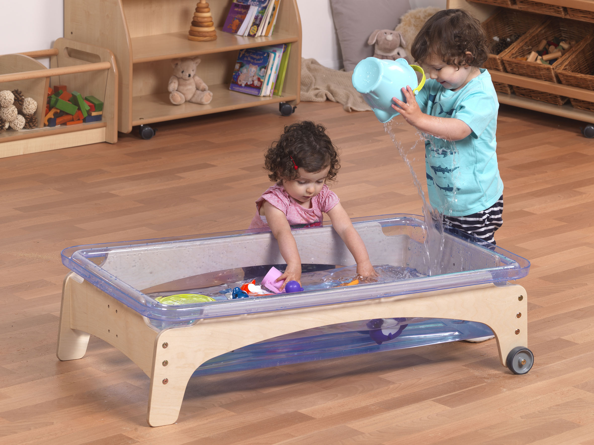 Sand and Water Play Station  Early Learning Furniture