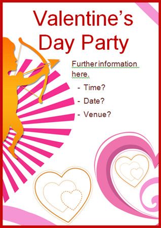 Editable Valentines Day Poster Free Early Years