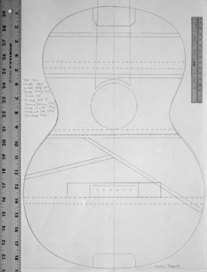 Fan Braced Martin Guitars